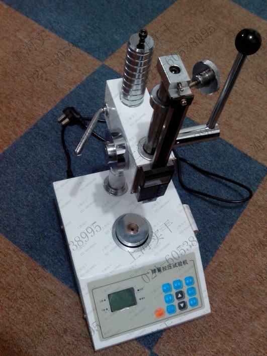 彈簧拉壓試驗機