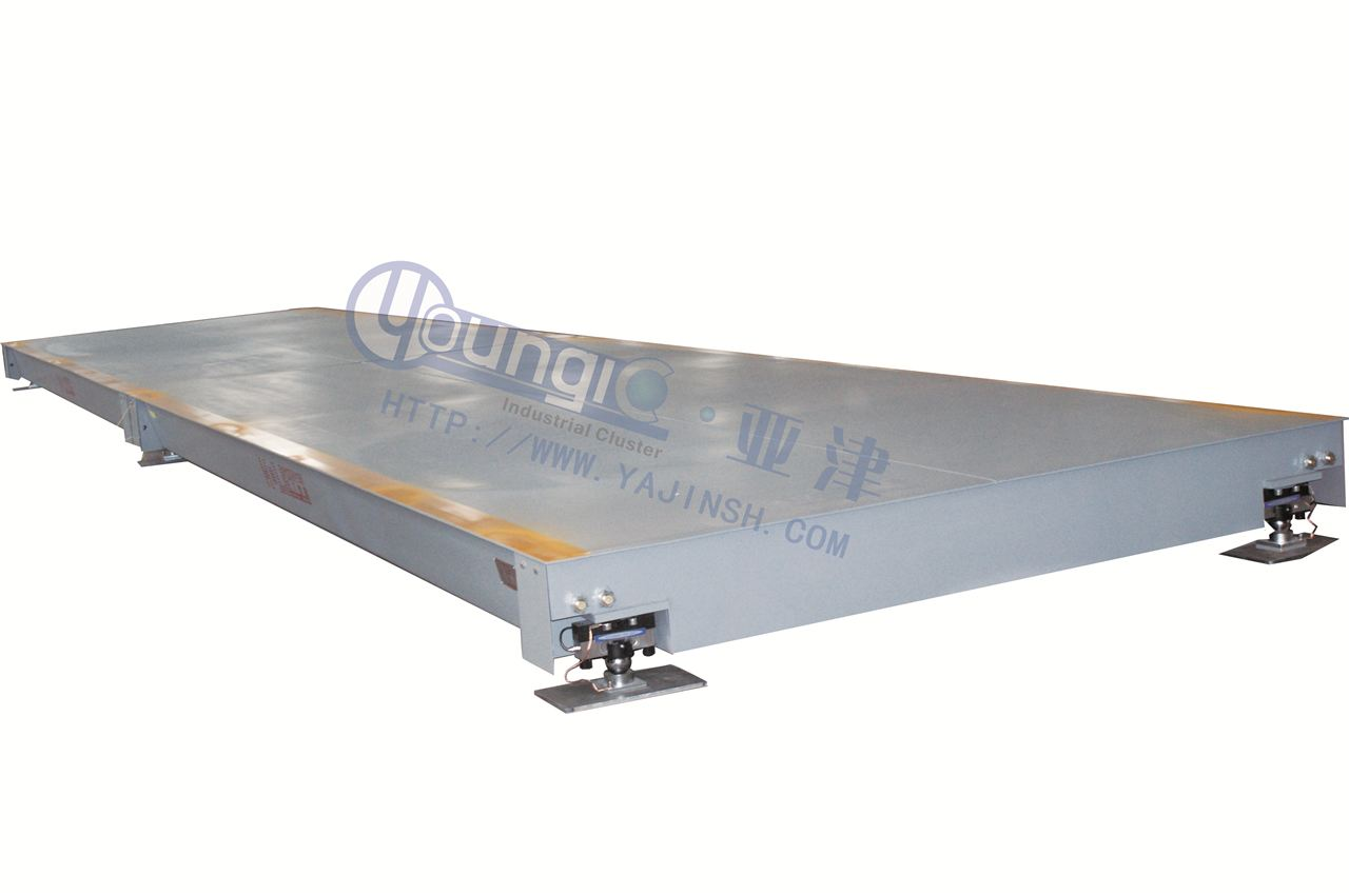 标准式汽车衡 卡车电子磅秤 120t电子地磅厂家