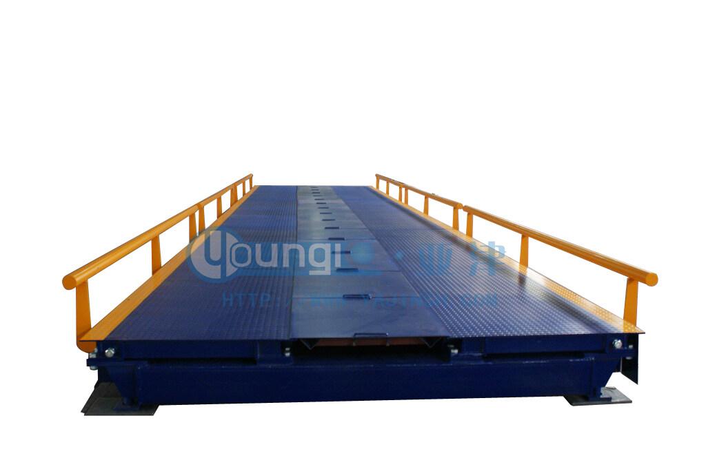 供应上海60T/100T/120T出口型汽车衡