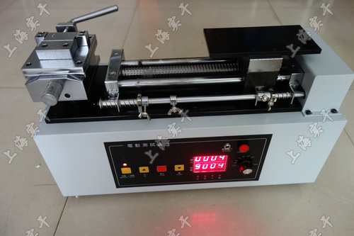 500N电动卧式测试台