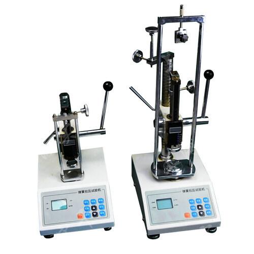 SGTH手动弹簧拉压试验机