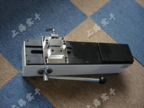 手动卧式拉压试验机-卧式拉压试验机
