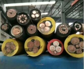 矿用橡胶电缆