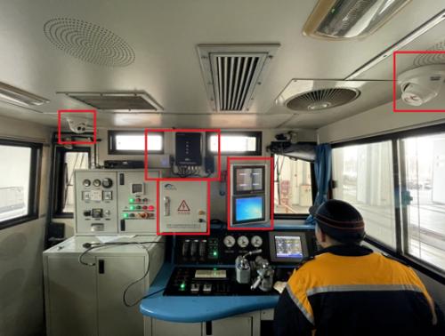 南京地铁工程车行车安全监控系统顺利通过专家评审