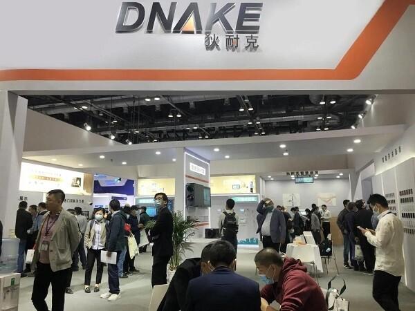 狄耐克亮相北京智能建筑展 展現新時代下人們向往的生活狀態