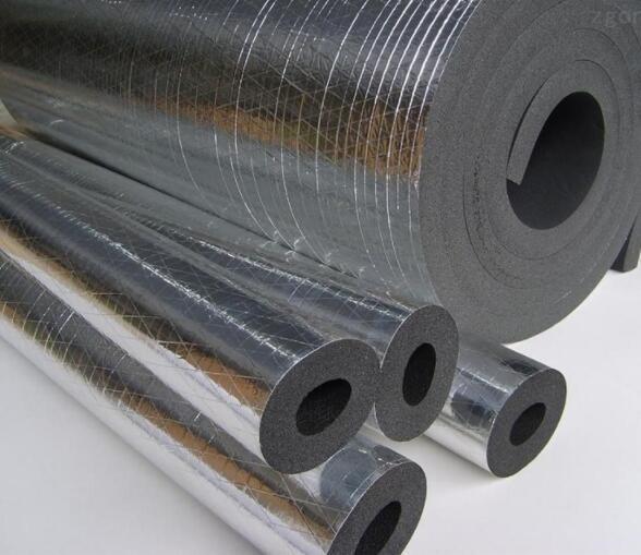 自带铝箔橡塑管