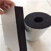 橡塑板铝箔贴橡塑保温板供货商价格